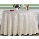 European-style floral tablecloth