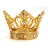 European style crown napkins ring