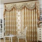 European style Jacquard curtains