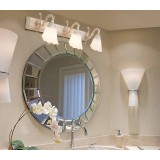 European style LED mirror front lights