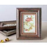 European Style Retro wood photo frame