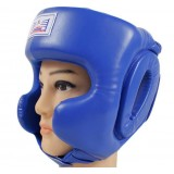 face guard type Boxing helmet