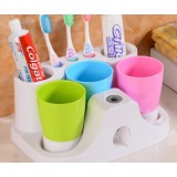 Family Series multifunction toothbrush holder