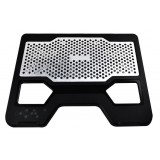Fashion 14'' aluminum laptop cooler