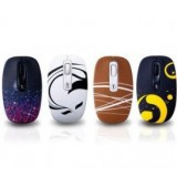 Fashion 2.4G wireless mouse