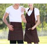 Fashion stripe multi-purpose aprons