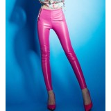 Fashion thin tight leather pants