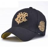 Female embroidery baseball summer sunshade cap