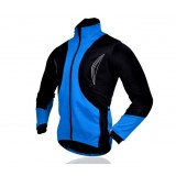 fleece stand collar long -sleeved cycling clothing