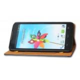 Flip cover Leather Case for ZTE memo N5S U5S V5S