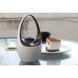 Flower basket shape USB humidifier