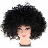Fluffy wig Halloween props