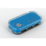 Four-port USB 2.0 HUB / Crystal Fashion usb hub