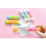 Fruit color solids glue