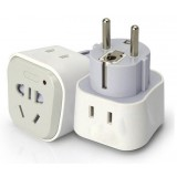 German standard conversion socket / adapter plug