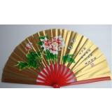 Golden bamboo Tai Chi Fan