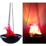 Halloween decoration simulation flame