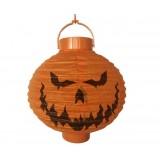 Halloween electronic pumpkin lantern