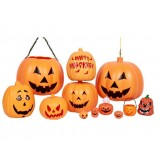 Halloween Pumpkin LED Nightlight