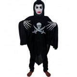 Halloween sickle ghost clothing