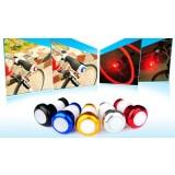 handlebar plugs turn lights for Bicycle