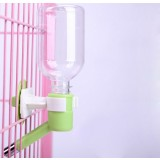 Hanging style PVC pet drinking fountains