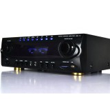 HIFI household high power amplifier / AV amplifier with USB card