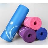 High-density NBR 15mm thickening yoga mat