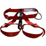 High-strength polyester outdoor safety belts