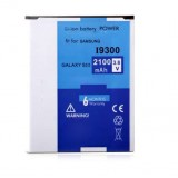 High capacity phone battery for Samsung S3