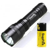 Household 26650 Rechargeable CREE XML2-T6 LED Flashlight