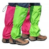 insect-proof + waterproof hiking legs cover