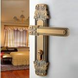 Interior room door locks