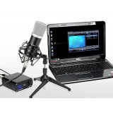K500 condenser microphone / computer singing recording equipment