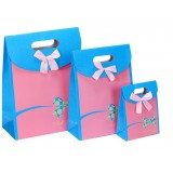 Korean-style bow gift bag