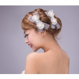 Korean-style bow hair accessories