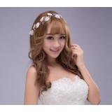 Korean-style bridal hair accessories