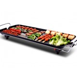 Korean style multifunction electric barbecue device