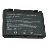 Laptop Battery For Asus K40 K50 K60 X50 X65 X70 A32-F82 A32-F52