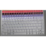 Laptop keyboard protector for Asus K42E X84H K43T X84L X43B K43S X43E