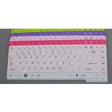 Laptop keyboard protector for Toshiba L600 L600D L630