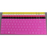 Laptop keyboard protector for Toshiba L830 L800 M800 M805 P800 M840 L40-A