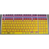Laptop keyboard protector for Toshiba Satellite L850 L855 L50-A