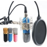 Large diaphragm condenser microphone / computer singing recording equipment