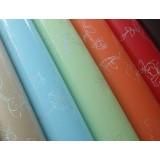 Laser PVC waterproof wall stickers