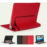 leather case with stand for Lenovo B8000