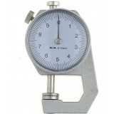 Leather thickness gauge / thickness measurement tool