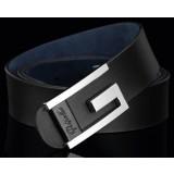 Leisure fashion style Men's leather belt 2014