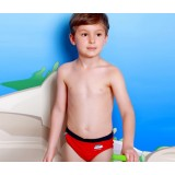 Little boy swimming trunks