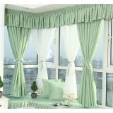 Little stars pattern hooks version curtains